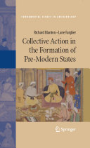 Collective Action in the Formation of Pre Modern States