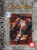 Violin Duet Classics Made Playable