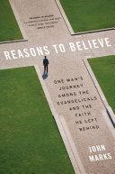 Reasons to Believe Pdf/ePub eBook