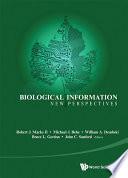 Biological Information
