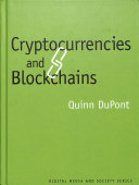 link to Cryptocurrencies and blockchains in the TCC library catalog