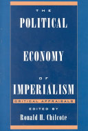 The Political Economy of Imperialism