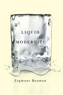 Liquid Modernity