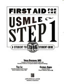 1996 First Aid for the USMLE Step 1