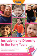 Inclusion And Diversity In The Early Years