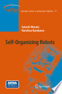 Self Organizing Robots Book PDF