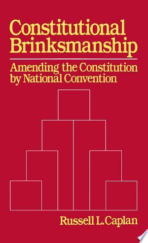 Free Download Constitutional Brinksmanship PDF - Writers Club