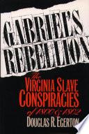 Gabriel s Rebellion