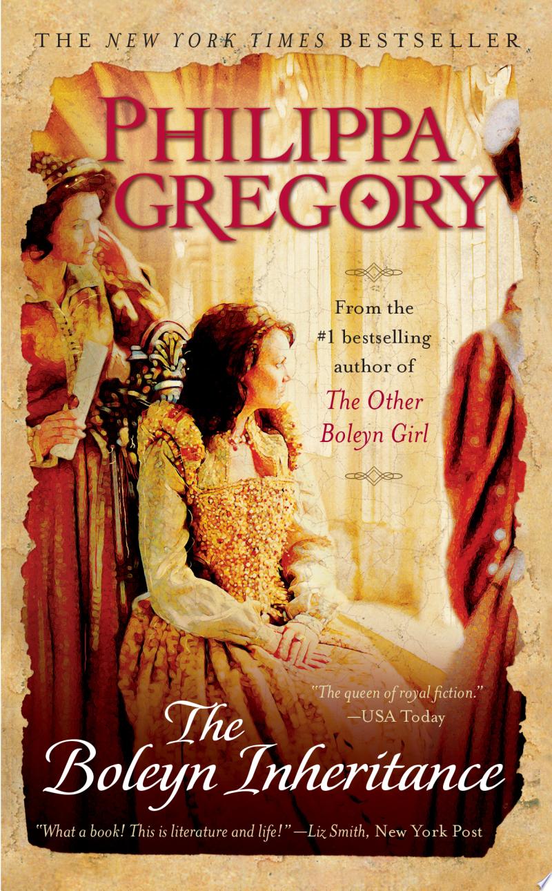 The Boleyn Inheritance image
