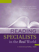Reading Specialists In The Real World Book