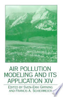 Air Pollution Modeling and its Application XIV Book