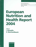 European Nutrition and Health Report 2004