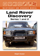Land Rover Discovery Maintenance and Upgrades Manual, Series 1 and 2 Pdf/ePub eBook