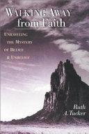 Walking Away from Faith ebook