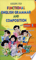 Step To Functional English Grammet Step 1