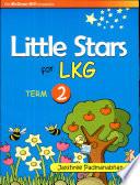Little Stars Lkg Term 2