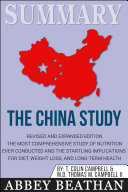 Summary  The China Study  Revised and Expanded Edition  The