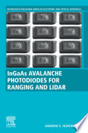 Ingaas Avalanche Photodiodes For Ranging And Lidar Book PDF
