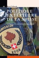 Politique extérieure de la Suisse