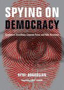 Spying on Democracy Pdf/ePub eBook