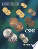 Heritage Auctions US Coin Auction Catalog  1154  Chicago Book