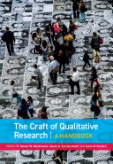 The Craft of Qualitative Research