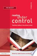Reading Under Control