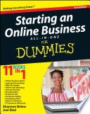 Read Online Starting an Online Business All-in-One For Dummies For Free
