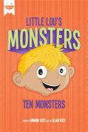 Little Lou's Monsters: Ten Monsters
