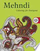 Mehndi: Coloring for Everyone