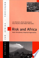 Risk and Africa Book