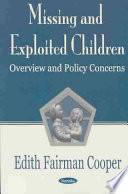 Missing And Exploited Children Book