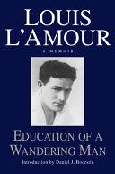 Education of a Wandering Man Pdf/ePub eBook