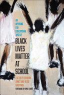 Black Lives Matter at School Pdf/ePub eBook