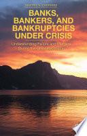 Banks, Bankers, and Bankruptcies Under Crisis
