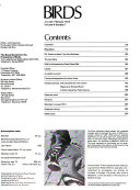Birds Book PDF