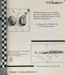 A Bibliography of the Parasites  Diseases  and Disorders of Several Important Wild Ruminants of the Northern Hemisphere Book