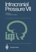 Intracranial Pressure VII Book