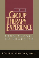 The Group Therapy Experience