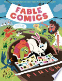 Fable Comics Various Authors Cover
