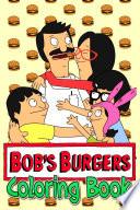 Bob s Burger Printable Coloring Pages Book