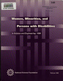 Women  Minorities  and Persons with Disabilities in Science and Engineering