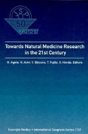 Towards Natural Medicine Research in the 21st Century