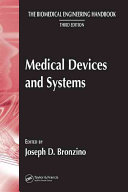 Medical Devices and Systems Book