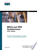 MPLS and VPN Architectures Book