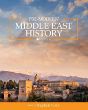 Pre Modern Middle East History