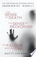 The Ann Kinnear Suspense Novels Ebook Box Set   Books 1 3