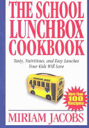 The School Lunchbox Cookbook Book PDF