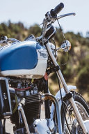 Journal  Triumph Bonneville