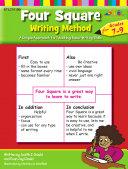 Four Square  Writing Method for Grades 7 9  ENHANCED eBook